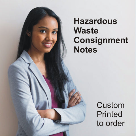 Hazardous Waste Consignment Notes