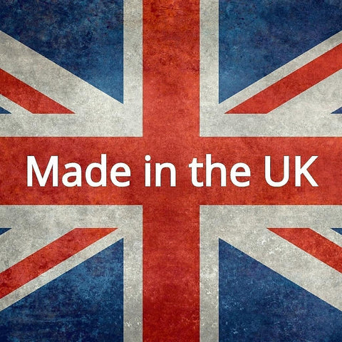 Labels made in the UK