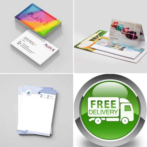 Letterheads and Printed Business Stationery