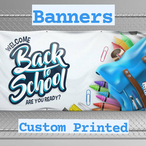 Banners Printed