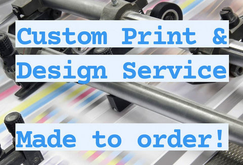 Custom print and design