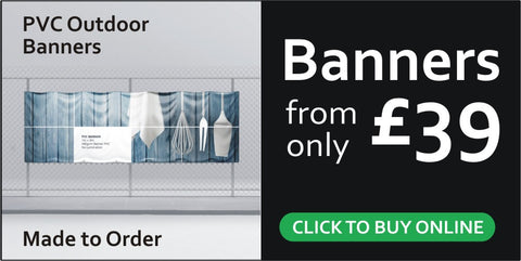 PVC Banners - Click to order
