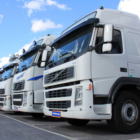 HGV-LGV Vehicle Check & Defect Report NCR Pads for Drivers