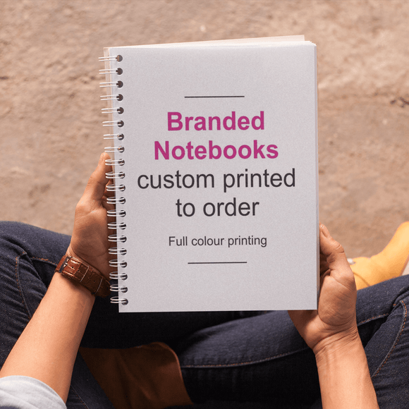 Notebooks - Printed to your design!