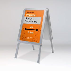 Pavement Signs made to order