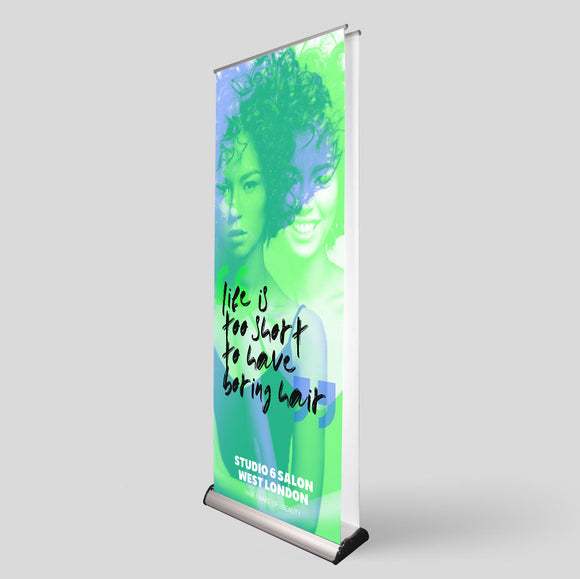Double-Sided Roller Banners