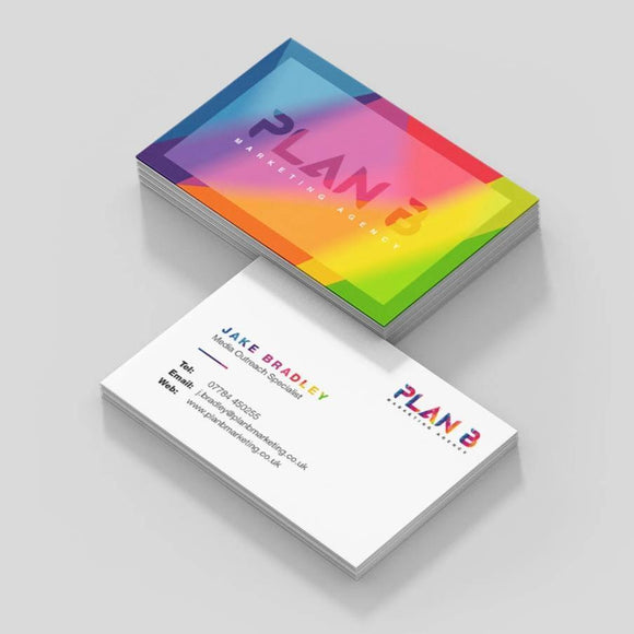 Business Cards Printed by MD Print Shop