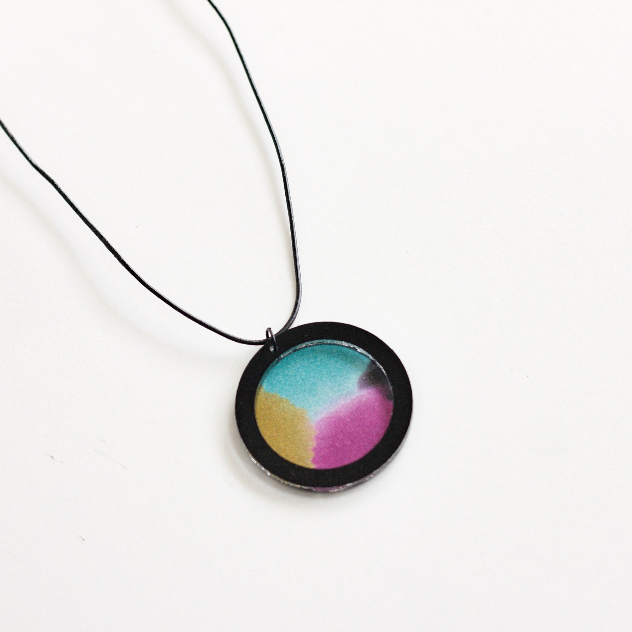 Watercolour Necklace