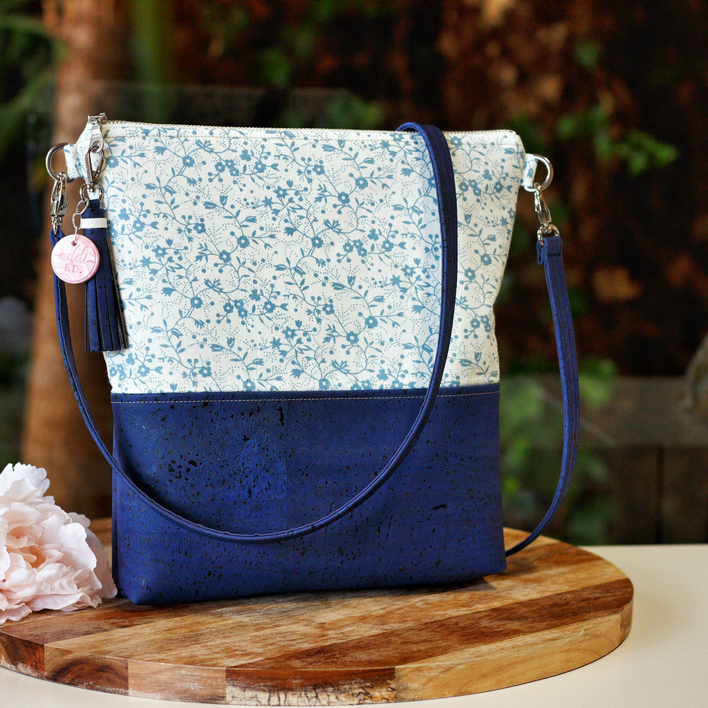"Ready-Made ""Evie"" Crossbody Bag"