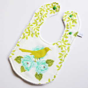 Little Birdy Traditional Bib