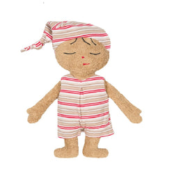 A unisex soft organic rag doll for boys and girls. Your perfect organic baby soft toy. All our Efie toys are non-toxic toys and are your perfect organic new baby gift! German eco-friendly toys which are fair trade and natural cuddly toys and organic dolls. Environmentally friendly eco baby toys made to the highest GOTS standards.