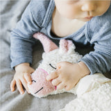 Organic unicorn soft toy. Organic soft toy. A perfect baby gift Plastic free and toxin-free toddler gift. Organic soft toy.