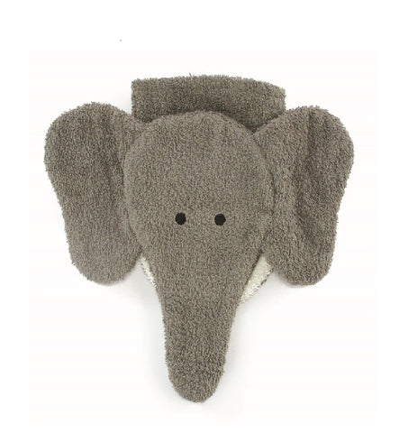 Organic Elephant Children's Flannel