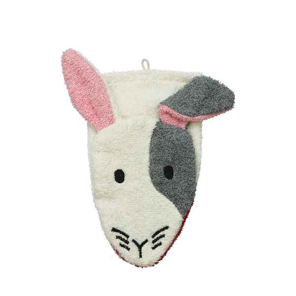 Organic Bunny Children's Flannel