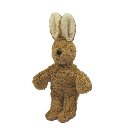 Senger Small Organic Bunny Soft Toy. a lovely organic baby toy so soft and perfect as a natural baby toy.