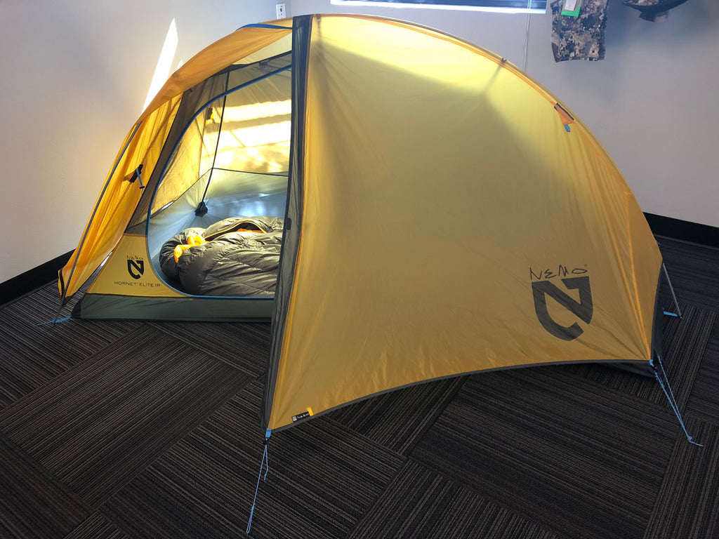 Nemo Hornet Elite 1 Person Tent