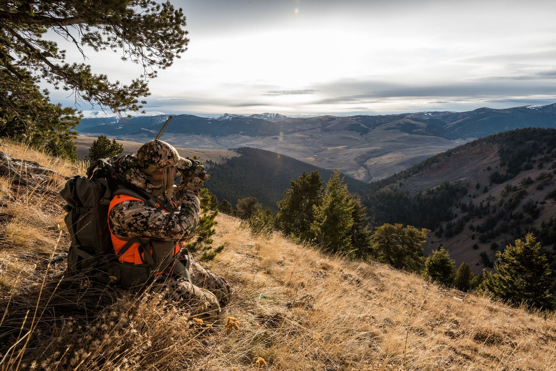 You have spotting your premier hunting and camping gear here