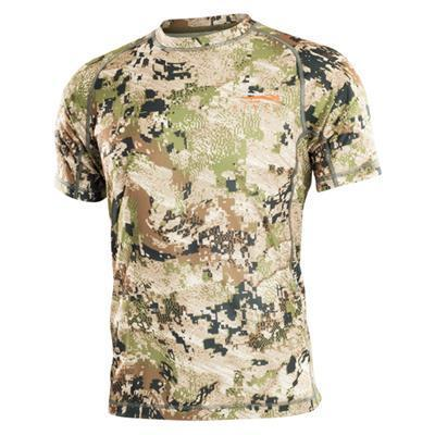 Sitka Core Lightweight Crew Short Sleeve