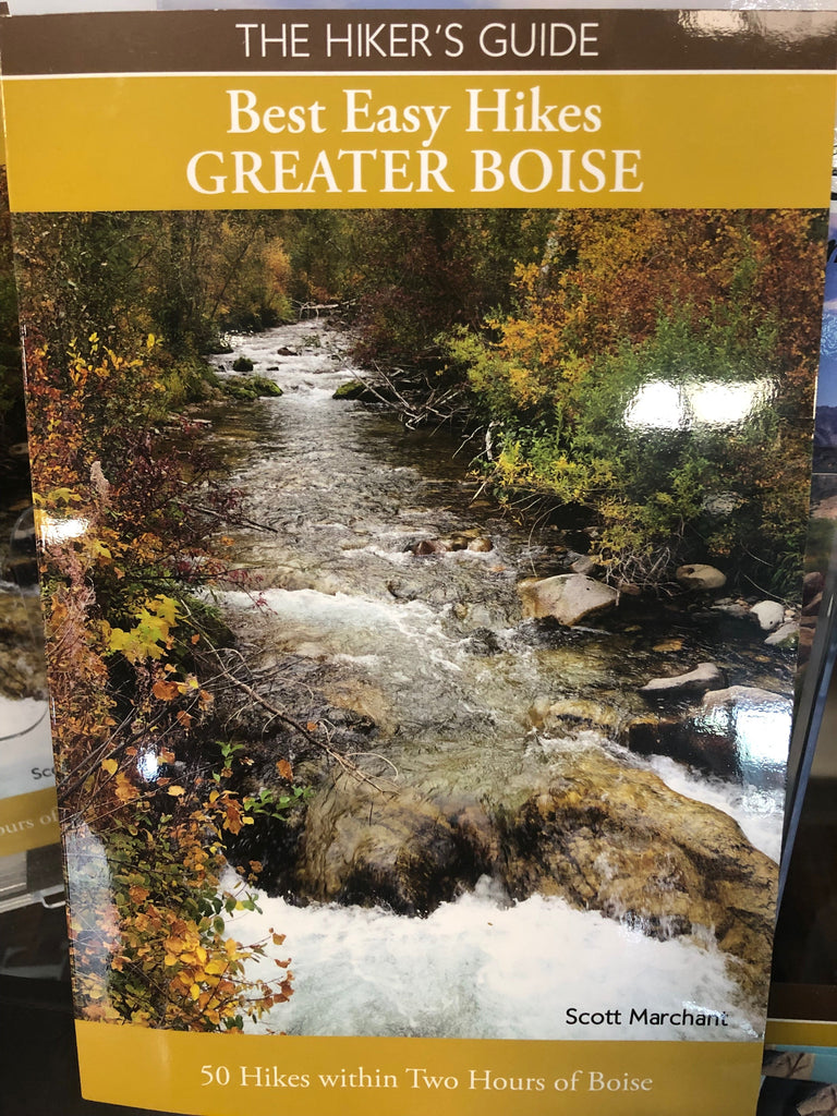 The Hiker's Guide Book- Greater Boise