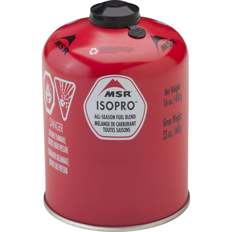 MSR ISOPRO 16oz. CANISTER