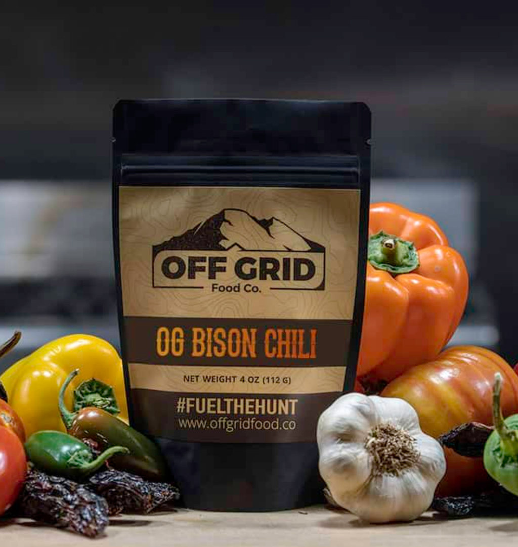 OFF GRID Food Co. - Freeze Dried Meals