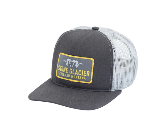 Hat - Stone Glacier Montana Patch Foamy