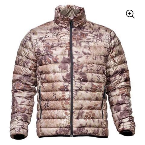 Kryptek Cirius Down Jacket - Highlander