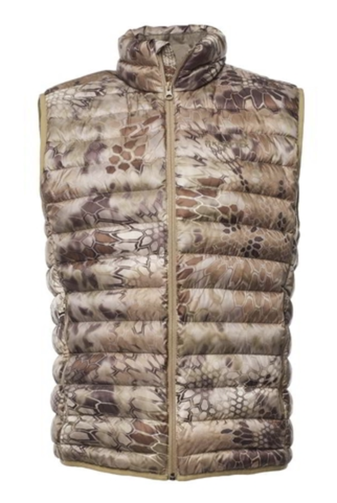 Kryptek Cirius Down Vest- Highlander
