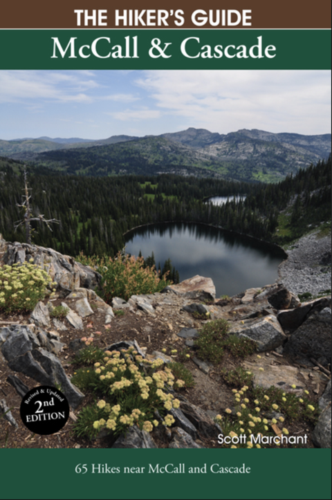 The Hiker's Guide Book- McCall & Cascade Idaho