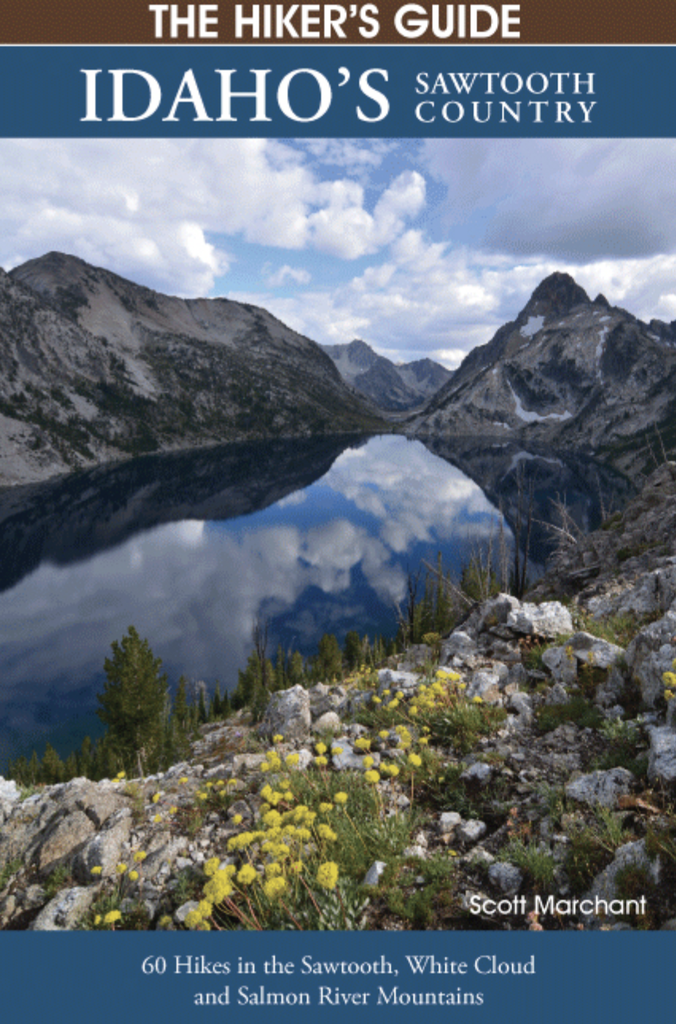 The Hiker's Guide Book- IDAHO's Sawtooth Country