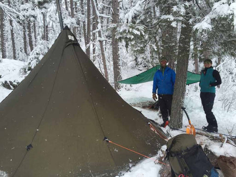 Seek Outside 8-man Tipi