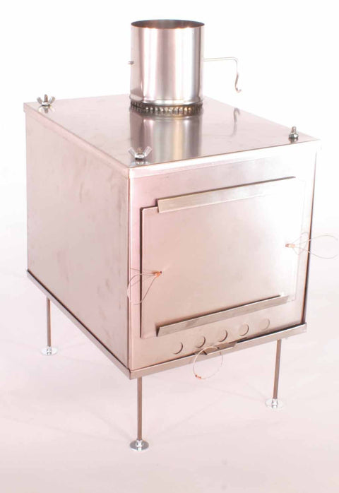 Seek Outside Titanium Wood Stove