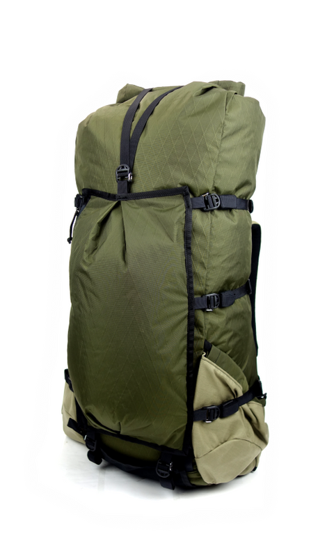 Seek Outside Unaweep 4800 Backpack - Olive Green