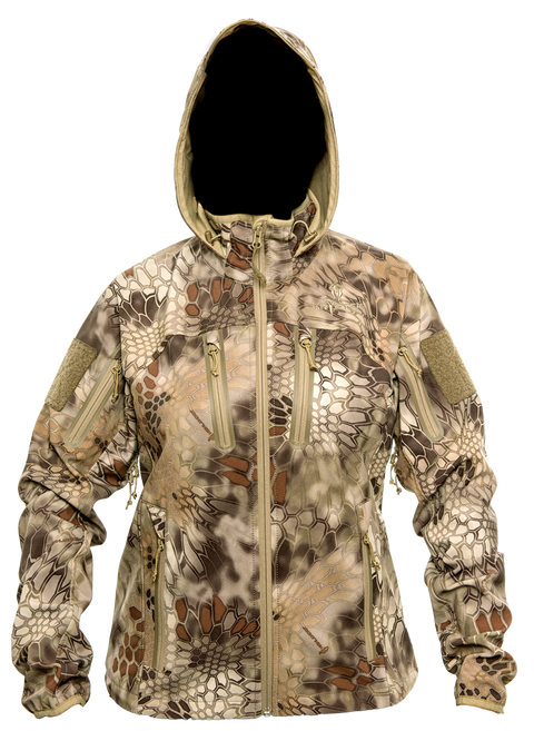 Kryptek Dalibor II Jacket- Women's