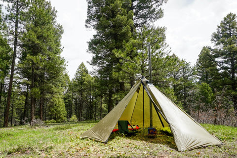 Cimarron Tarp -Seek Outside