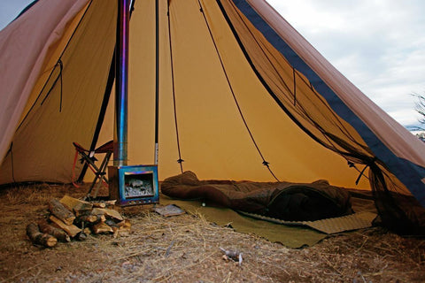 Seek Outside 4-man Tipi