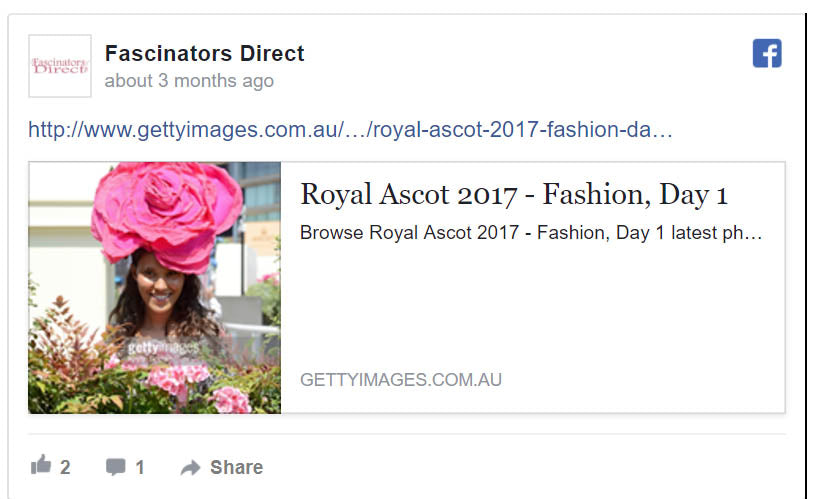 Royal Ascot 2017 Fashion