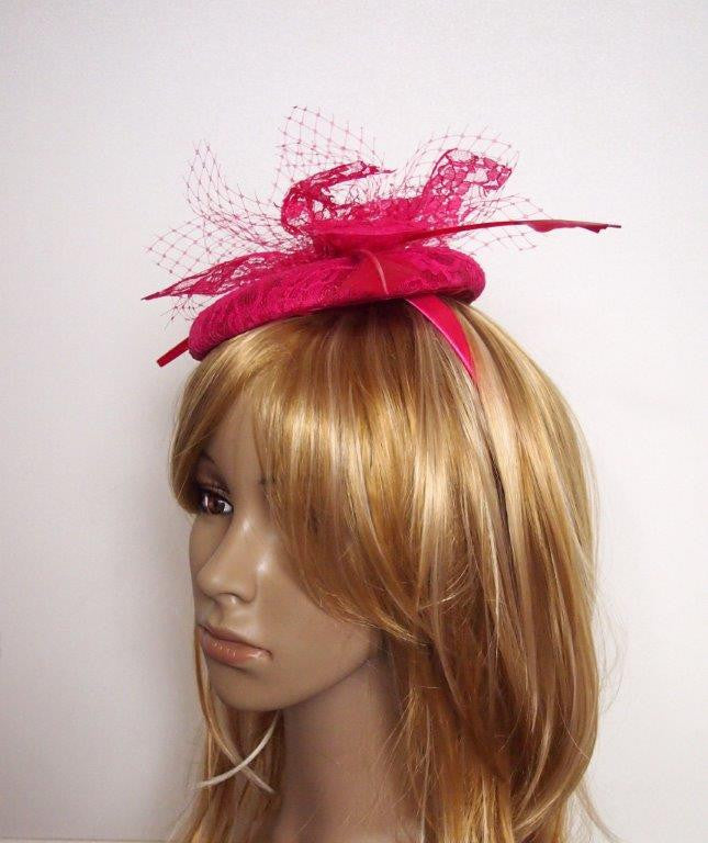 """Lashka"" Fuschia 