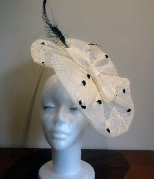 """Jasmine""-Fascinators-Fascinators Direct Online-Fascinators Australia"