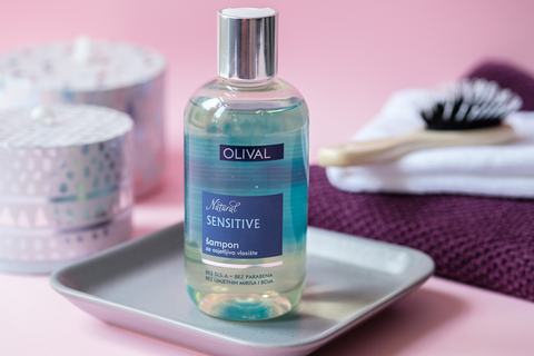 Olival Natural Sensitive šampon