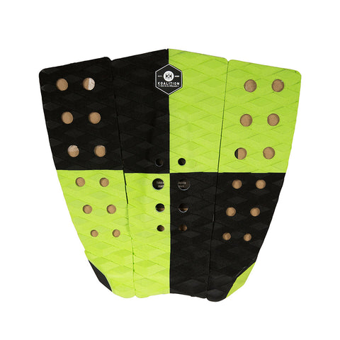 Karve Traction 3-piece Tailpad Lime/Black