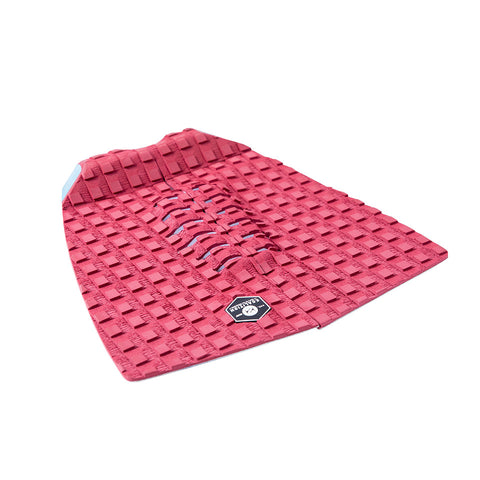 Barrel 2-Piece Traction Tailpad Burgundy
