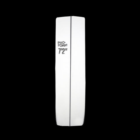 "7'2"" EPS Shortboard Rocker"