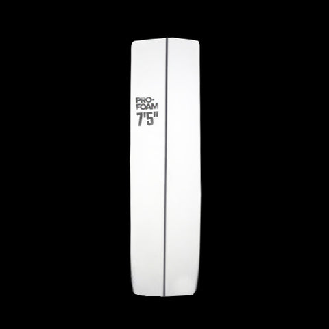 "7'5"" EPS Shortboard Rocker"