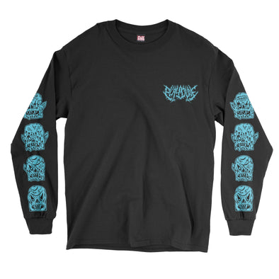 Facemelter Long Sleeve (Black)