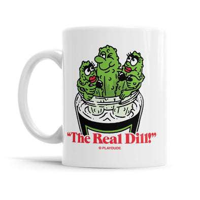 The Real Dill! Mugs