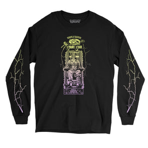 Court Case Long Sleeve Tee
