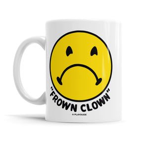 Frown Clown Mug