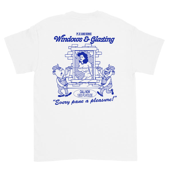 Glazing Tee (White)