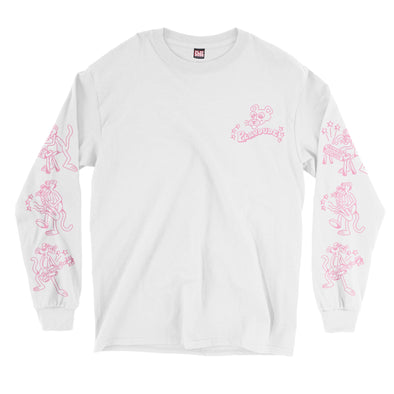 Panther Long Sleeve (White)